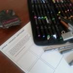 Free Comics Drawing Workshop Tonight