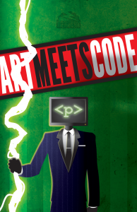 """Art Meets Code"" by Will Isenhour"