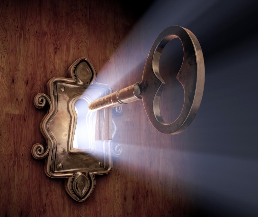 Key Unlocking
